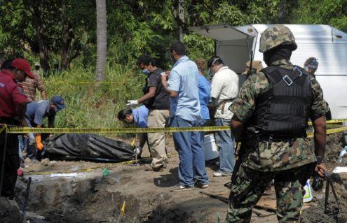 Ubican al menos 119 fosas clandestinas por caso Iguala
