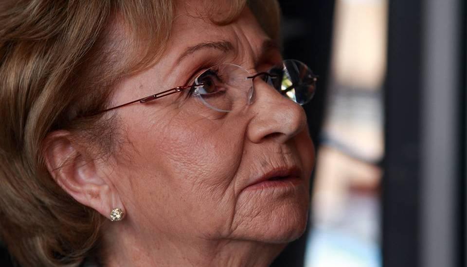 Hermana de Fidel Castro no acudirá a su funeral - Juanita Castro fue la única de los hermanos Castro que se opusieron al régimen instaurado por Fidel. Foto de Internet