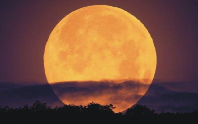 ¿Qué es la súper luna?