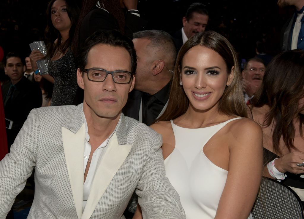 Marc Anthony se divorcia - attends the 2015 Premios Lo Nuestros Awards at American Airlines Arena on February 19, 2015 in Miami, Florida.