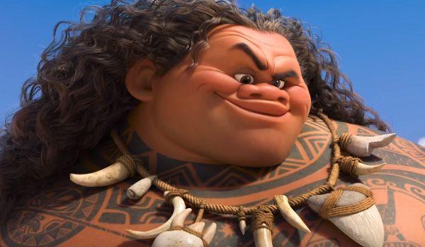 Moana, de Disney triunfa en su fin de semana de estreno