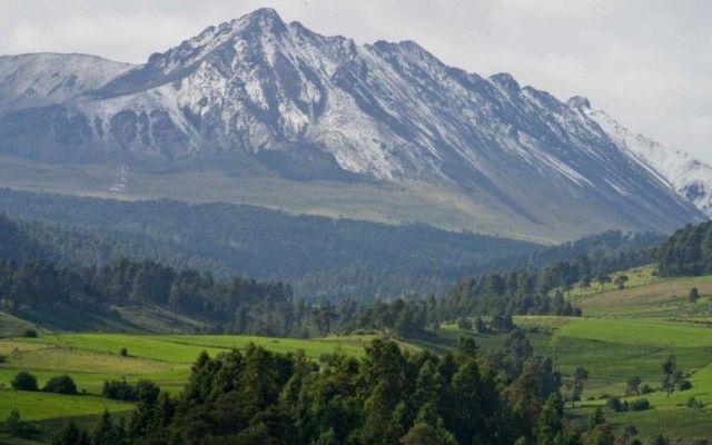 Hombre muere por infarto en faldas del Nevado de Toluca - Nevado de Toluca. Foto de Internet