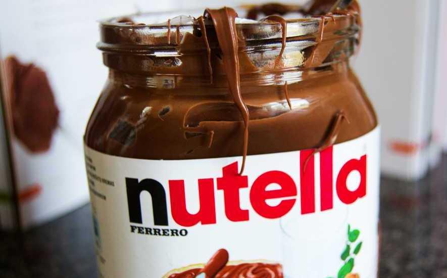 Encuentran cargamento de Nutella de miles de dólares en operativo antidroga