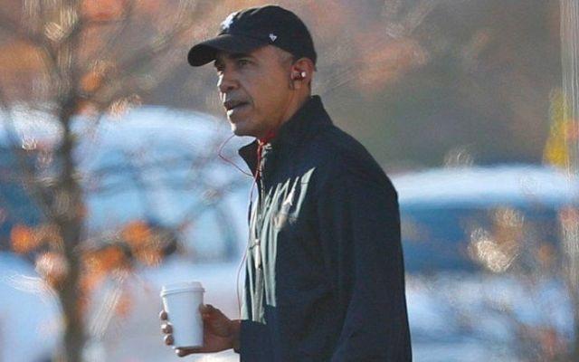 El ritual de Obama el día de las elecciones