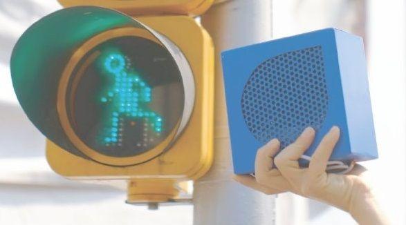 Inauguran hoy semáforos sonoros en la Ciudad de México