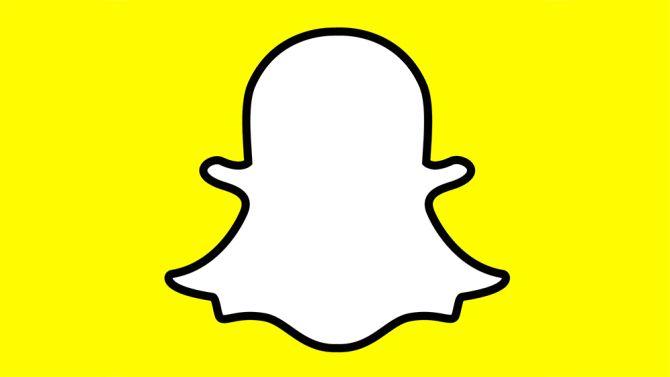 Snapchat. Foto de internet.