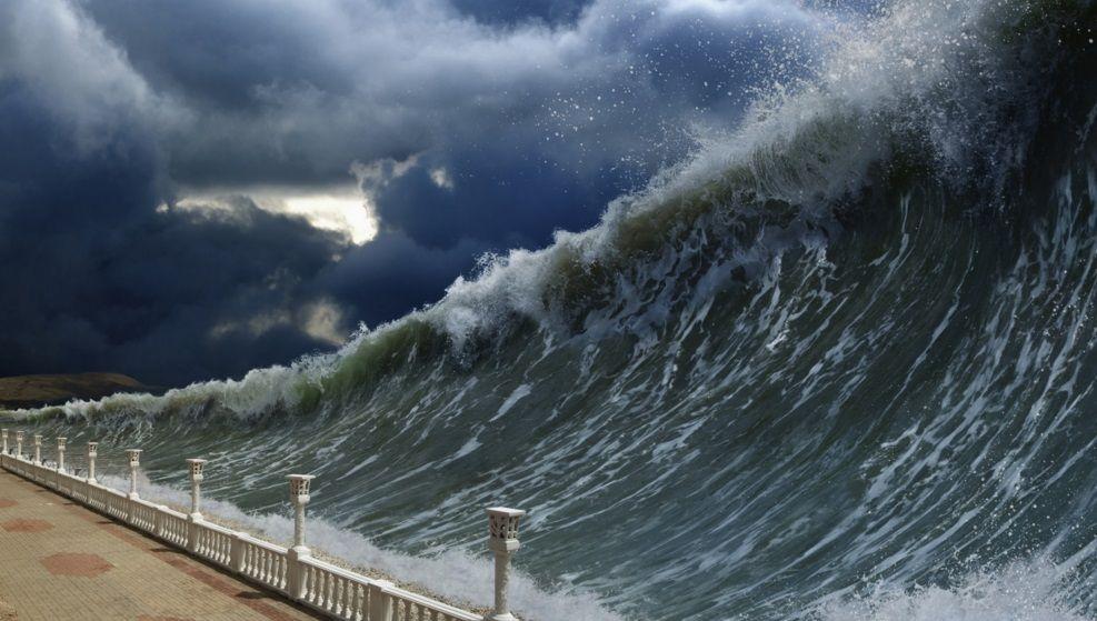 Falsa alerta de tsunami causa pánico en Estados Unidos - Foto de Internet