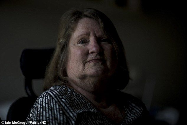 Mujer queda paralítica tras padecer influenza