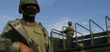 Grupo armado agrede a policías municipales en Sinaloa - Foto de Quadratín