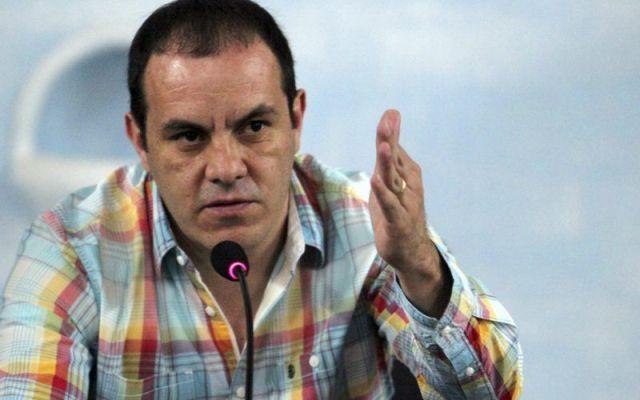 Cuauhtémoc Blanco presenta queja ante CNDH contra Mando Único - Foto de Quadratín