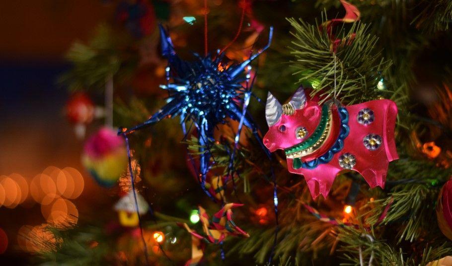 La historia del primer árbol de Navidad que llegó a México