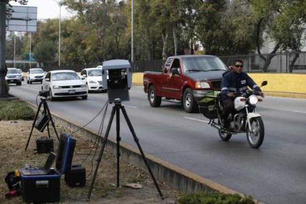 Declaran inconstitucional cobro obligatorio de fotomultas - Foto de Internet
