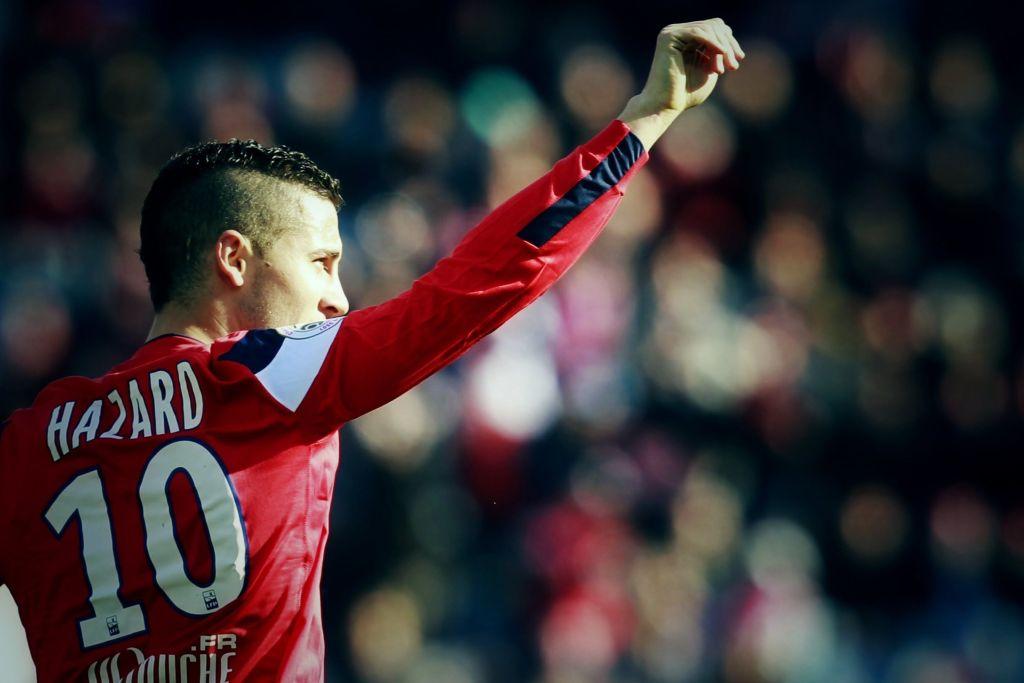 Hazard anotó su último hat-trick con Lille sin dormir y ebrio: Mavuba
