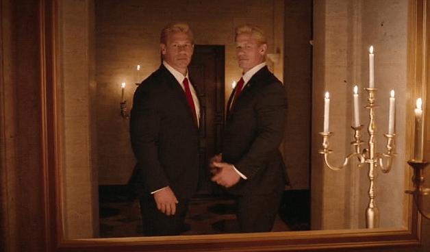 John Cena personifica a Donald Trump en SNL