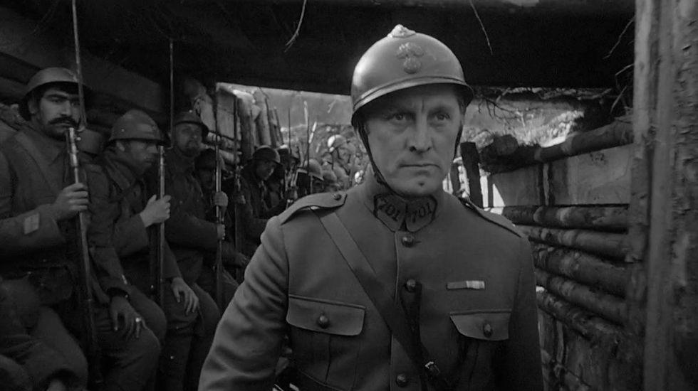 Las mejores películas de Kirk Douglas a 100 años de su nacimiento