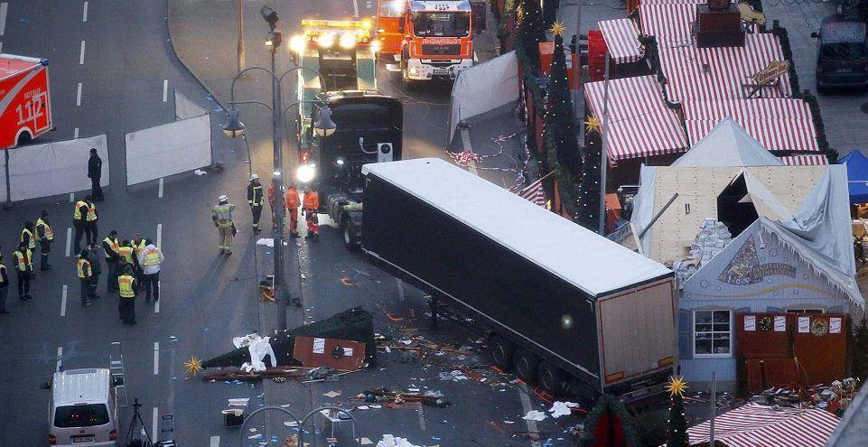 Detienen a nuevo sospechoso de ataque en Berlín - Foto de Reuters