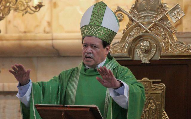 Cardenal Norberto Rivera pide a la Virgen tocar el corazón de Trump - Foto de Internet