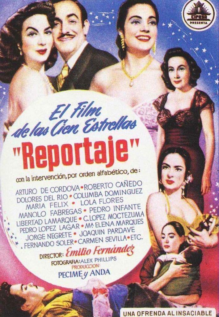 poster Reportaje