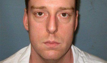 Preso agoniza por 13 minutos durante ejecución en Alabama - Foto de AP