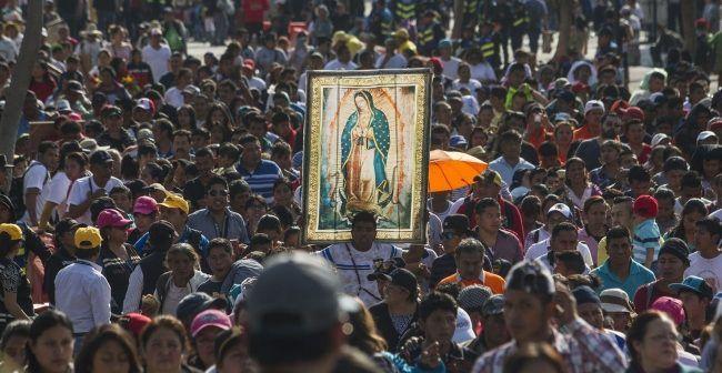 Más de seis millones han visitado la Basílica de Guadalupe - Foto de Notimex