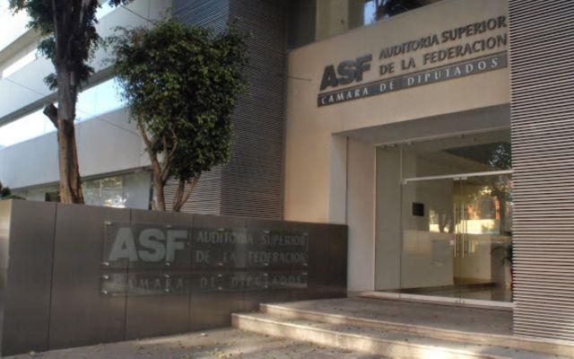 Auditoría Superior de la Federación justifica despido de extitular - Foto de ASF.