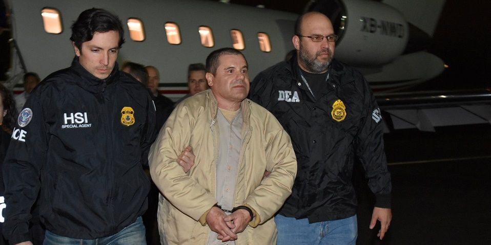 ¿Cómo es la celda del Chapo? - Foto de Reuters