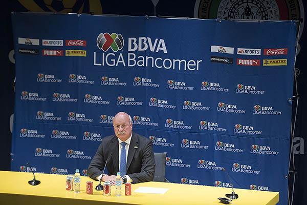 Se le solicitó a Chargoy la venta de Jaguares: Enrique Bonilla - Foto de Liga MX.