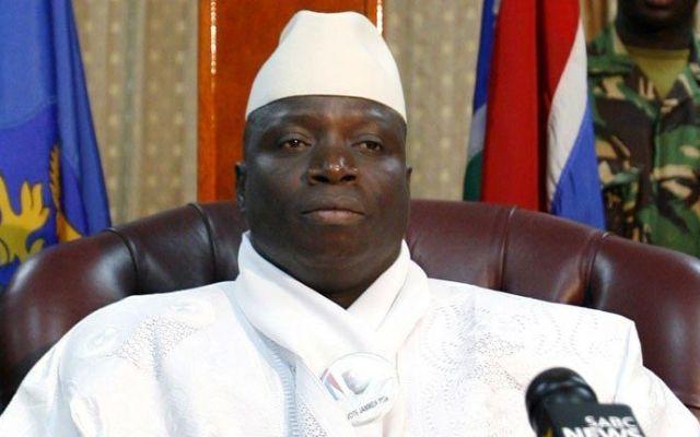 Emiten ultimátum para que presidente de Gambia deje el poder