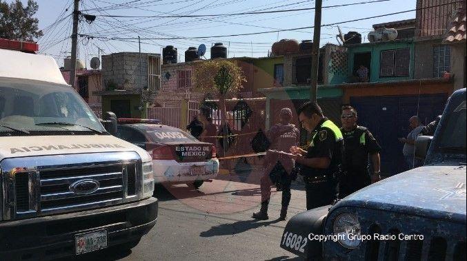 Asesinan a familia en Ecatepec - Foto de Radio Centro