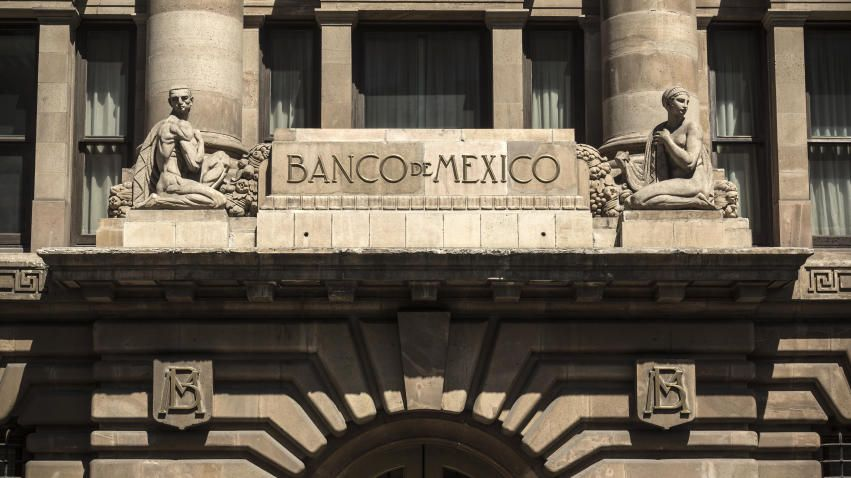 Banxico subasta 500 mdd ante volatilidad - Foto de Getty Images