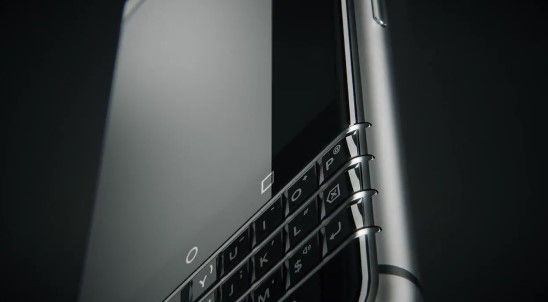 Revelan smartphone BlackBerry con teclado qwerty