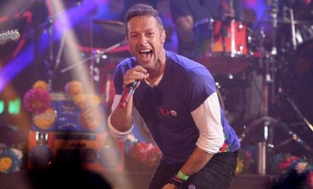 Coldplay lanza nuevo tema 'All I can think about is you'