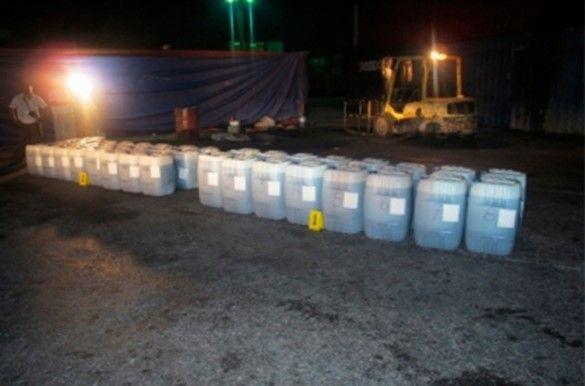 Decomisan 16 mil 500 litros de hidrocarburo en Jalisco