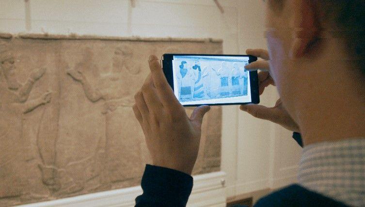 Museos ofrecerán experiencia de realidad aumentada