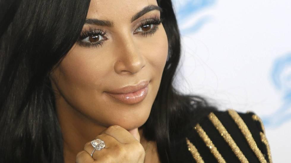 Detienen al chofer de Kim Kardashian - Foto de Getty Images