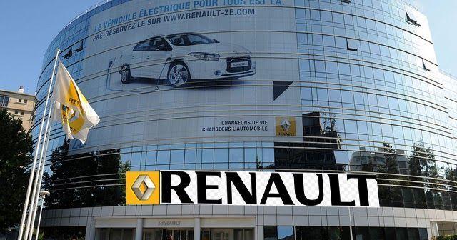 Ciberataque forza el cierre temporal de fábricas de Renault - Foto de Archivo
