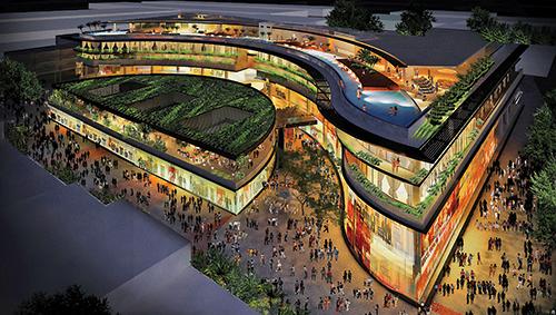 Lifestyle centers: la evolución de los centros comerciales - Foto de Internet