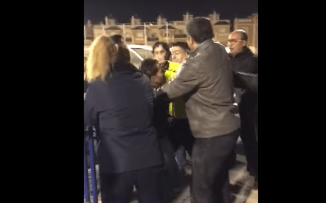 #Video Agreden a árbitro en partido juvenil
