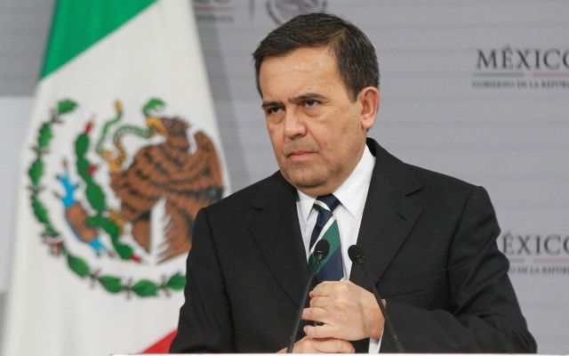 """México nunca pagará por ese muro"": Guajardo"