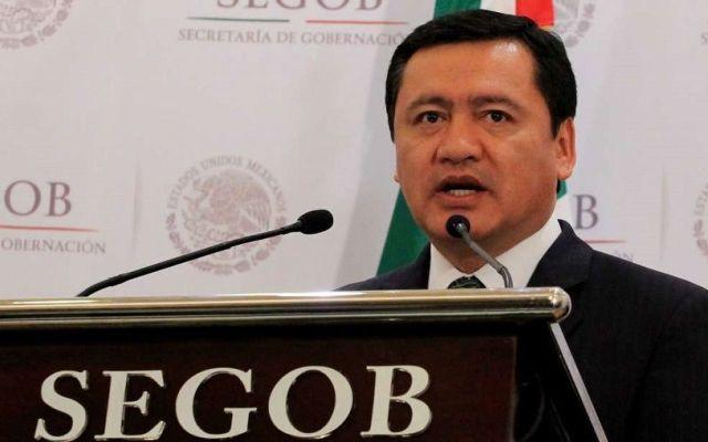 Segob no adquirió Pegasus: Osorio Chong - Miguel Ángel Osorio Chong. Foto de Segob.