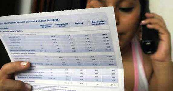 Trabajadores recibirán estimación de su pensión a domicilio - Foto de Internet