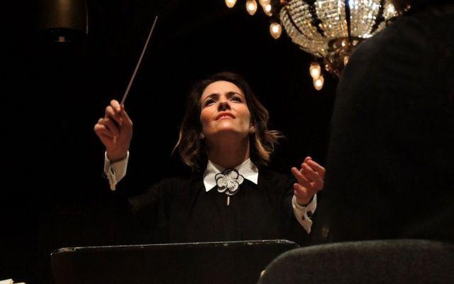 En vivo: concierto dirigido por Alondra de la Parra en Zúrich