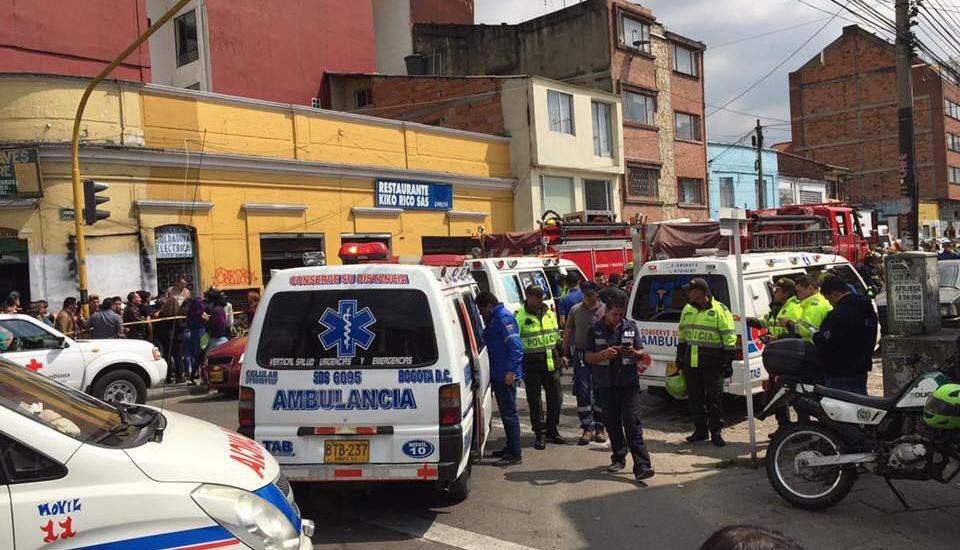 Colombia ofrece recompensas por autores del atentado - Foto de @Citytv