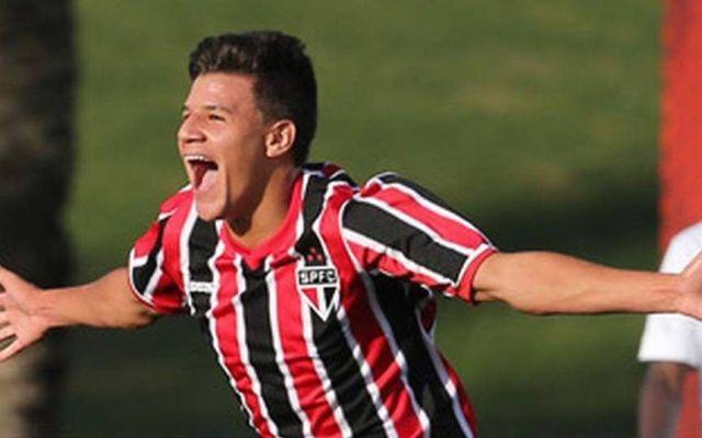 Real Madrid contrata a brasileño de 17 años - Foto de archivo