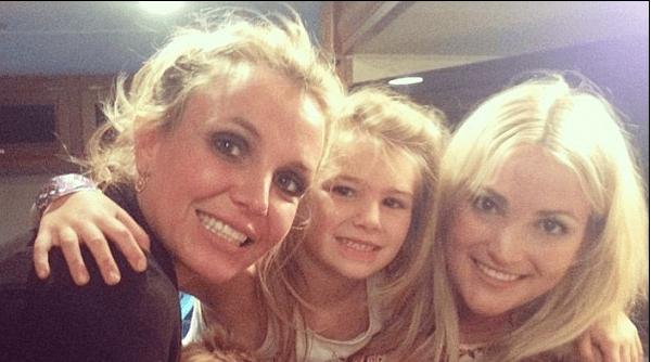 Grave sobrina de Britney Spears tras accidente en cuatrimoto - Foto de Instagram