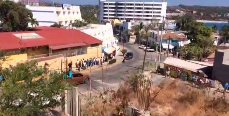 Disputa entre pobladores deja un muerto y seis heridos en Oaxaca - Foto de Quadratín