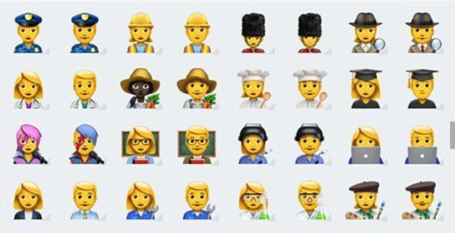 WhatsApp lanza 72 nuevos emojis - Foto de Internet