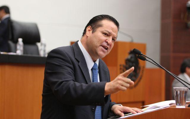 """""""El Frente Amplio es muy sólido"""": Fernando Herrera - Foto de pan.senado.gob.mx"""