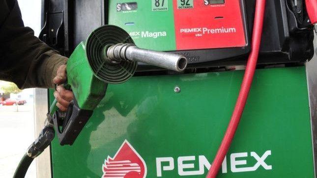 Gasolina Magna costará en promedio 16.54 pesos este martes - Foto de archivo
