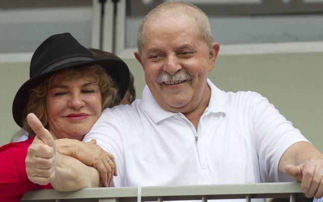 Muere esposa de Lula da Silva - Foto de Internet